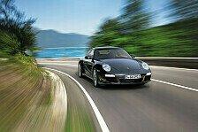 Auto - Porsche 911 Black Edition