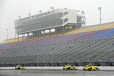 NASCAR - Tr�be Aussichten: Daytona 500 wegen Regen auf Montag verlegt