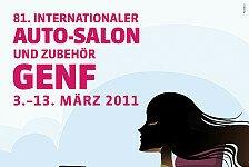 Auto - Gr�n ist Trumpf, auch in 2011: Vorschau: 81. Auto-Salon Genf