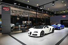 Auto - Bugatti Veyron 16.4 Grand Sport