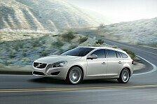 Auto - Ein Sparkombi als Serienauto: Volvo pr�sentiert ersten Diesel-Plug-in-Hybrid