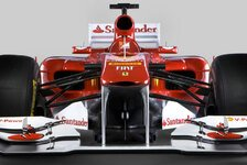 Formel 1 - Mission: Doppelter Titelgewinn: Ferrari pr�sentiert neuen F150 in Maranello