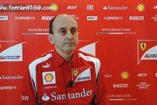 Formel 1 - Verpflichtet und befl�gelt: Motorenchef Luca Marmorini