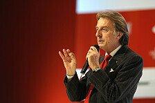 Formel 1 - Er k�nnte jede Rolle spielen: Montezemolo wieder in der Politik unterwegs
