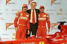 Formel 1 - Ich sehe die richtige Einstellung im Team: Montezemolo erwartet weitere Ferrari-Siege