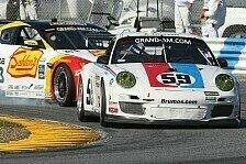 USCC - Unterwegs im Porsche: Video - Daytona aus der Sicht eines Fahrers