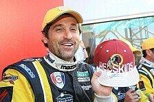 USCC - Dempsey will 2013 nach Le Mans: Star aus Grey�s Anatomy in der ALMS