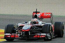 Formel 1 - Logos bleiben: Santander verl�ngert mit McLaren