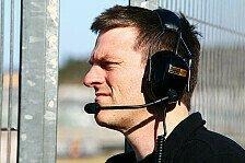 Formel 1 - McLaren dementiert: Plant Allison ein Honda-Testauto?