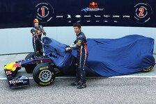 Formel 1 - Vettels Neuer kommt einen Tag vor Testbeginn: RB8 wird am 6. Februar vorgestellt