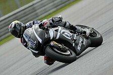 MotoGP - Nur Siebter, aber mit Infos zufrieden: Lorenzo probiert alles aus