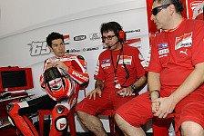 MotoGP - Fehlt zu viel zur Spitze: Hayden ist nicht ganz gl�cklich