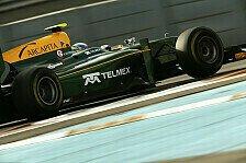 GP2 Asien - Bonus trotz Strafe: Bianchi nachtr�glich bestraft
