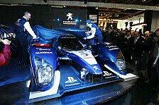 Mehr Motorsport - Erste Ausfahrt Ende M�rz: Peugeot plant Hybrid-Test