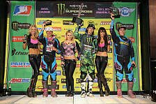 Bikes - Kennys erstes Podium: Video - AMA SX Anaheim 2
