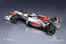 Formel 1 - Filmaufnahmen f�r Pirelli: HRT tauscht Jerez- gegen Monza-Test