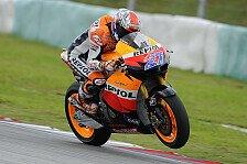 MotoGP - Werkstrio scheint unschlagbar: Top-3 in Honda-Hand