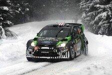 WRC - Vorbereitung auf die Saison: Video - Ken Block beim Test in Schweden