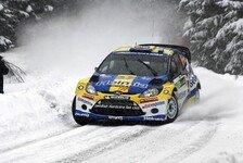 WRC - Schwede in Schweden : Schweden: Andersson gewinnt Super Special