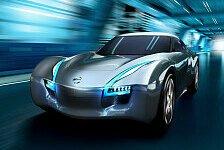 Auto - EV-Studie entfacht Funken der Begeisterung: E-Sportwagen: Nissan Esflow