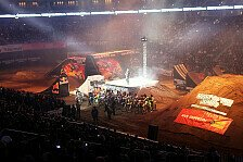NIGHT of the JUMPs - Die extremste FMX Serie startet in die neue WM-Saison: NIGHT of the JUMPs Turin 2011