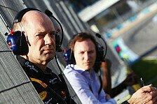 Formel 1 - Wechsel-Witze: Newey zieht es nicht zu Ferrari
