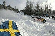 WRC - Weltmeister wird vom Reifenpech verfolgt: Loeb ist pessimistich