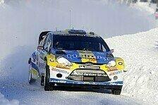WRC - Finanzierung durch Fanclub: Andersson plant neuen Einsatz