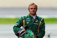 Formel 1 - Lotus war die richtige Wahl: Kovalainen glaubt an neuen Boliden
