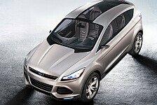 Auto - Gro�er Auftritt auf dem Genfer Automobilsalon : Ford mit Feuerwerk an neuen Modellen
