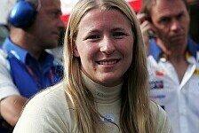 IndyCar - Die vierte Dame: Pippa Mann f�hrt in Indy f�r Conquest