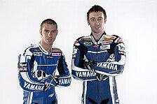 Superbike - Bilder: Yamaha WSB-Teamfarben 2011