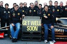Formel 1 - Kein Zeitrahmen: Kubicas R�ckkehr noch v�llig offen