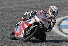 Moto3 - Mahindra-Farben sehen gut aus: Schr�tter optimistisch durch die Vorbereitung