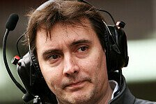 Formel 1 - Ferrari dementiert Key-Wechsel