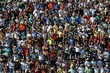 NASCAR - Augenzeuge: Es war verr�ckt: Update: 33 Verletzte nach Daytona-Unfall
