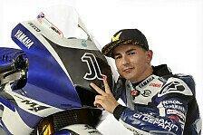MotoGP - Als Fahrer so perfekt wie m�glich sein: Jorge Lorenzo