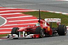 Formel 1 - D�j�-vu unter katalanischer Wintersonne: Vorschau: Testfahrten Barcelona