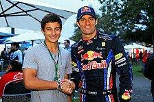 GP3 - Das beste Paket f�r Erfolg: Evans auch 2012 f�r Arden am Start