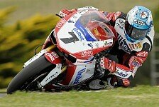 Superbike - Phillip Island ganz in Checas Hand: Lauf 2: Checa holt Doppelsieg