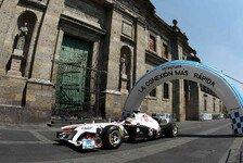 Formel 1 - Bedarf keiner gro�en �berlegung: Mexiko-GP soll in den Rennkalender zur�ck