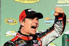 NASCAR - Durststrecke von 66 sieglosen Rennen beendet: Jeff Gordon gewinnt in Phoenix