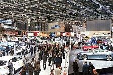 Auto - Genfer Auto-Salon 2011