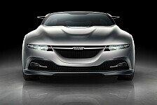 Auto - Technologie-Versuchstr�ger: Die Zukunft: Saab PhoeniX Concept
