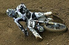 MX/SX - Steven Frossard in der MX1