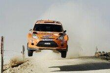 WRC - Nicht Problemfrei: Stobart-Piloten haben zu k�mpfen