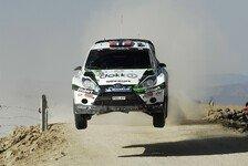 WRC - Besondere Erinnerungen: M-Sport will wieder in die Top-5