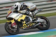Moto2 - Redding wieder vorn, Kent bleibt: Jerez Test Moto2 und Moto3 Tag 2
