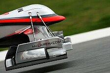 Formel 1 - Buckelnase: Blog - McLaren f�hrt mit dicker Nase