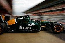 Formel 1 - Die falsche Wahl: Valsecchi trauert verpasstem Training nach